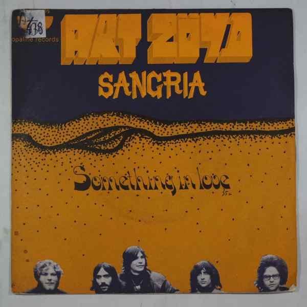ART ZOYD - Sangria / Something in love - 7inch (SP)