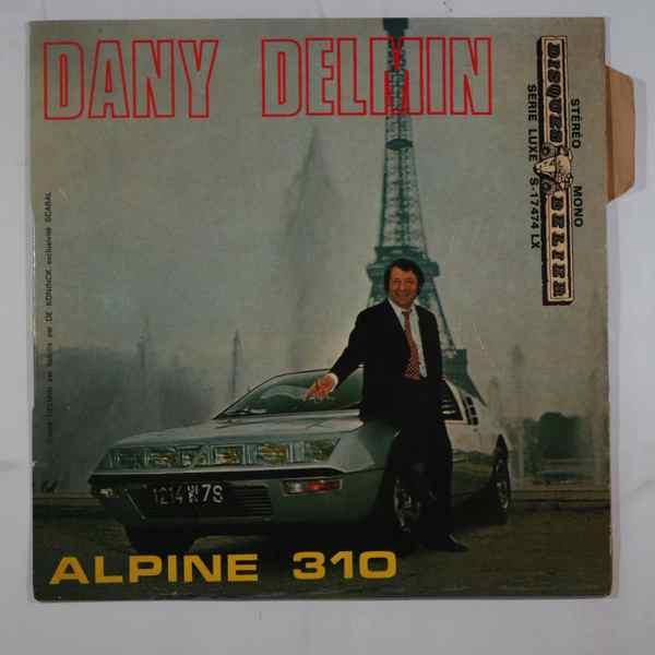 Dany Delmin Alpine 310
