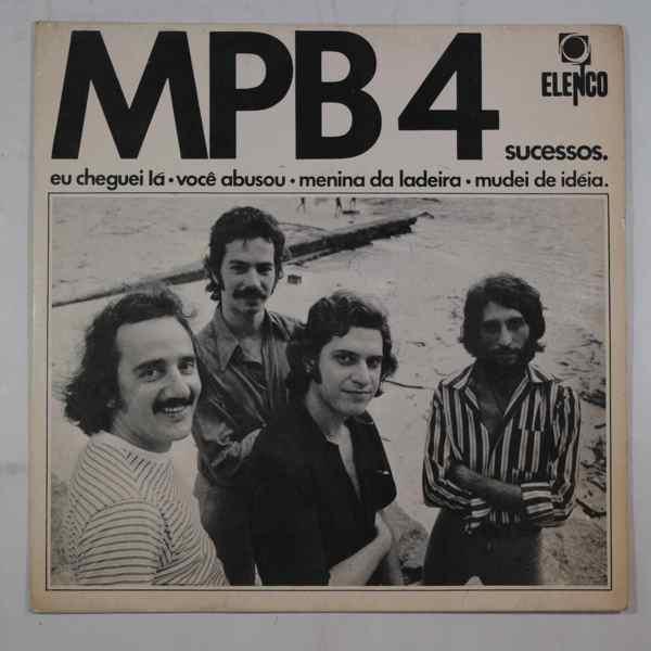 MPB4 - Eu cheguei la EP - 7inch (SP)
