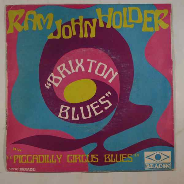 RAM JOHN HOLDER - Brixton Blues - 7inch (SP)