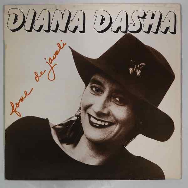 DIANA DASHA - Fome De Javali - LP