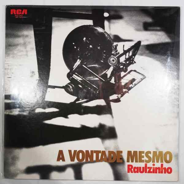RAULZINHO - A Vontade Mesmo - LP