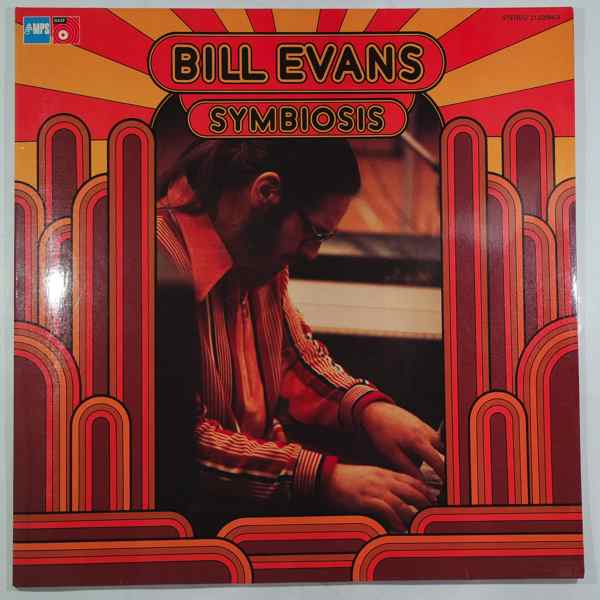 BILL EVANS - Symbiosis - LP