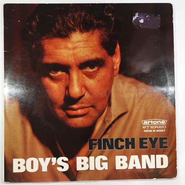 BOY'S BIG BAND - Finch Eye - LP