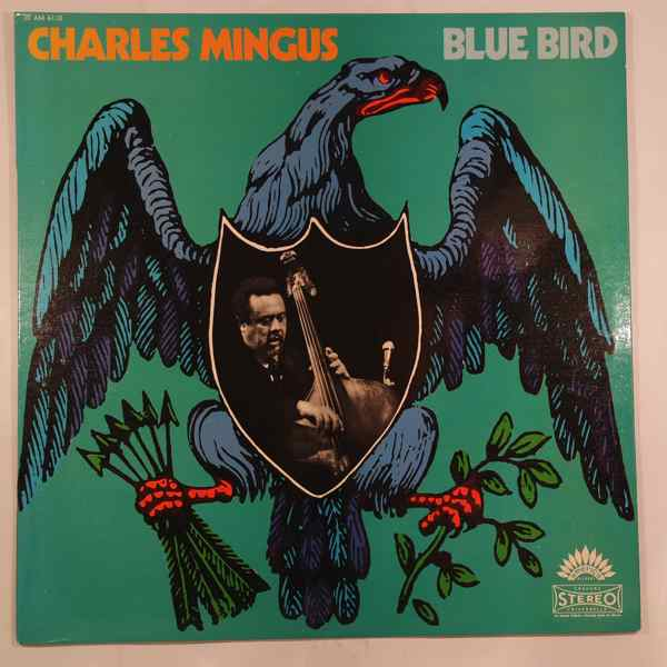 CHARLES MINGUS - Blue Bird - LP