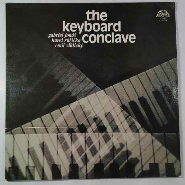 THE KEYBOARD CONCLAVE - Same - LP