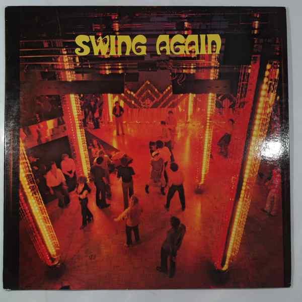 GEORGES ARVANITAS - Swing Again - LP
