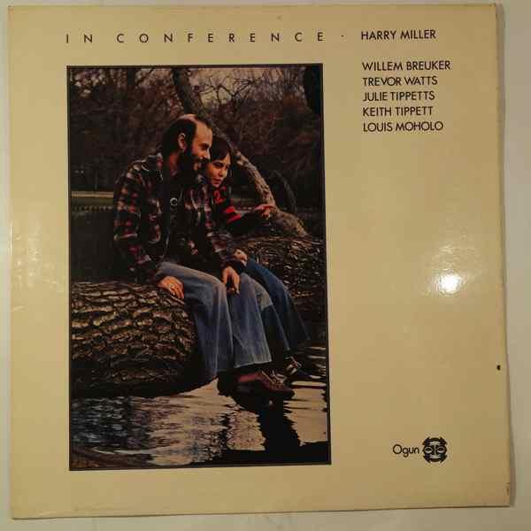 HARRY MILLER QUINTET - In Conference - LP