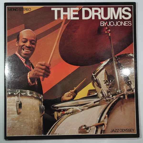 JO JONES - The Drums - LP x 2