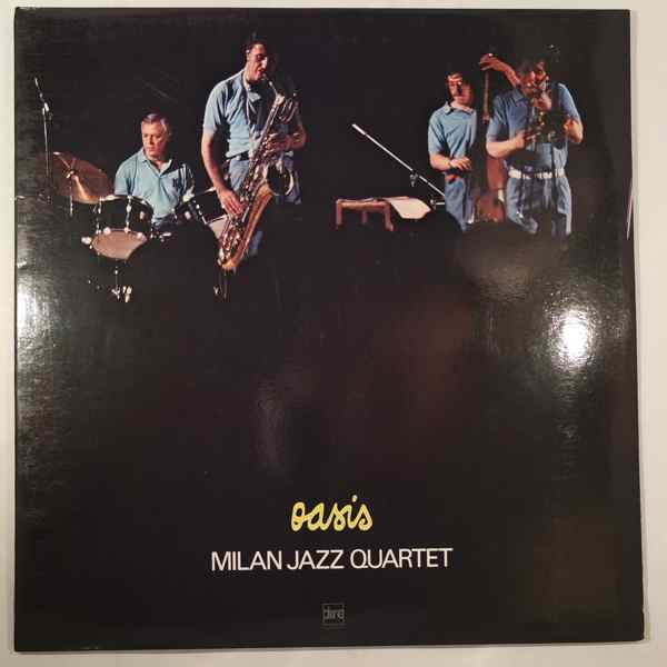 MILAN JAZZ QUARTET - Oasis - LP