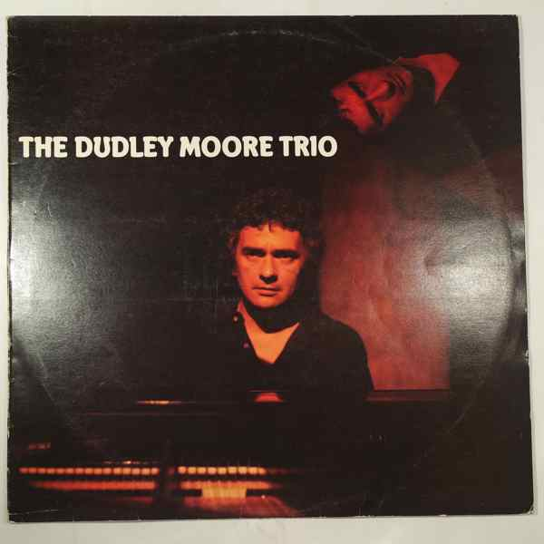 THE DUDLEY MOORE TRIO - Same - LP
