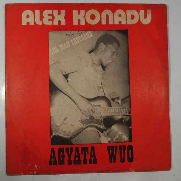 Alex Konadu Agyata wuo