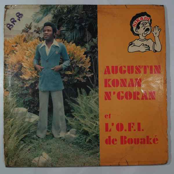 Augustin Konan N'Goran Et l'O.F.I. de Bouake
