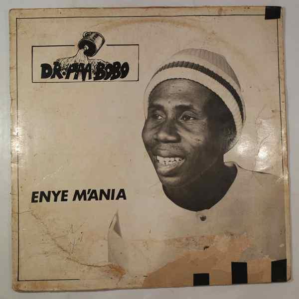 Dr. Paa Bobo Enye m'ania