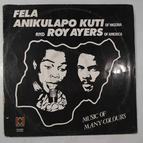 Fela Kuti and Roy Ayers Music of many colours