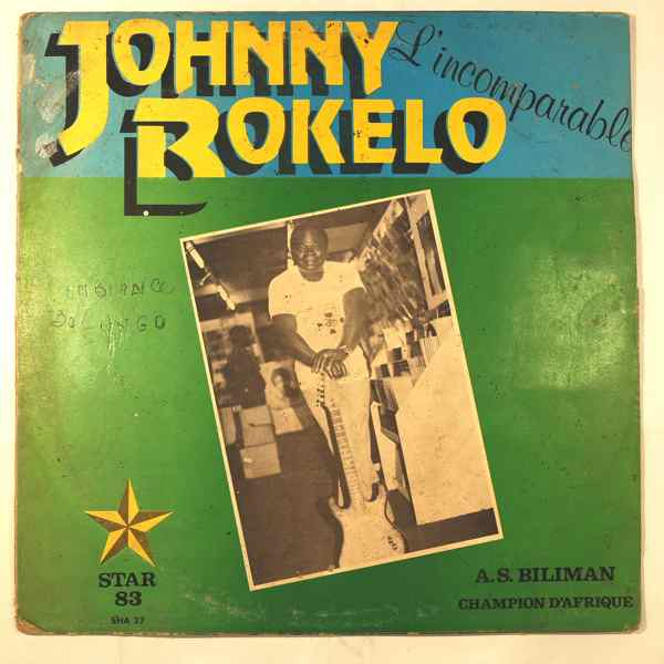 Johnny Bokelo L'incomparable