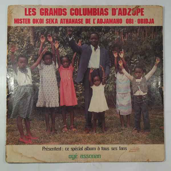 Les Grands Columbias d'Adzope Oye assonan