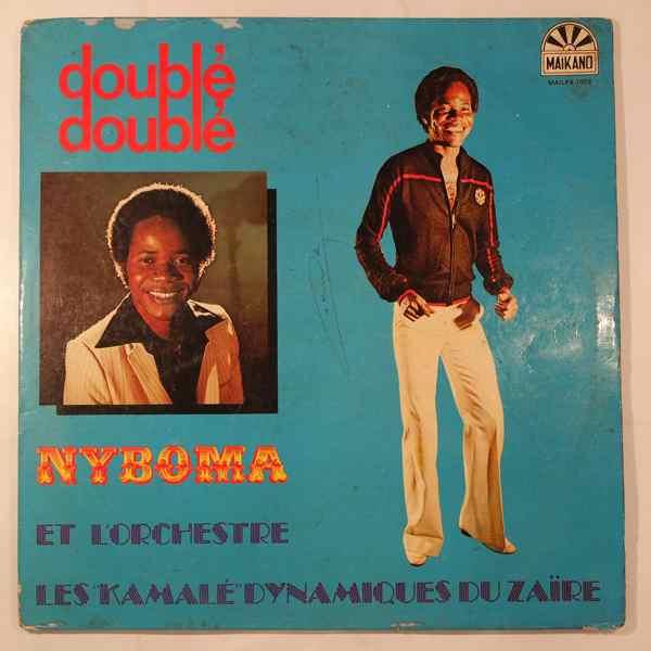 Nyboma et l'Orchestre les Kamale dynamiques du Zai Double double