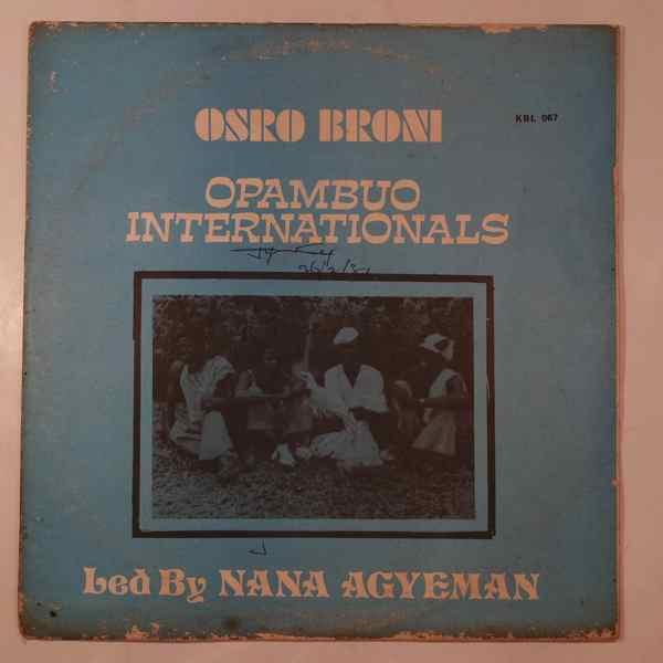 Opambuo Internationals Osro broni