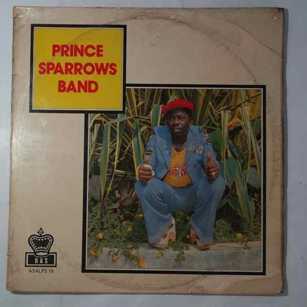 Prince Sparrows Band Same
