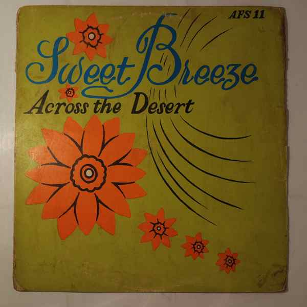 Sweet Breeze Across the desert