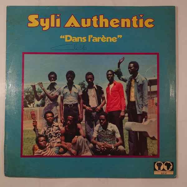 Syli Authentic Dans l'arene