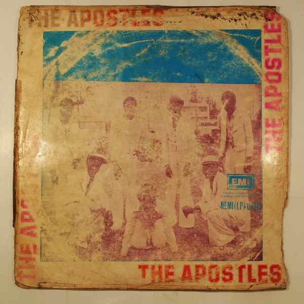 THE APOSTLES - Same - LP