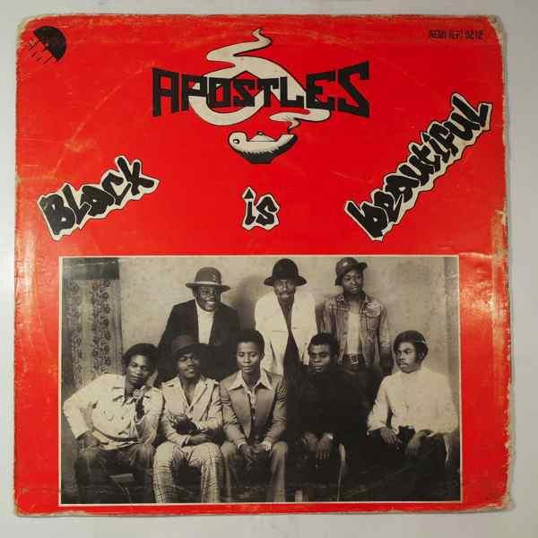 Apostles Black is beautiful