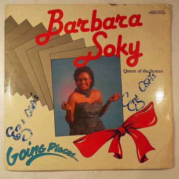 Barbara Soky Queen of the screen