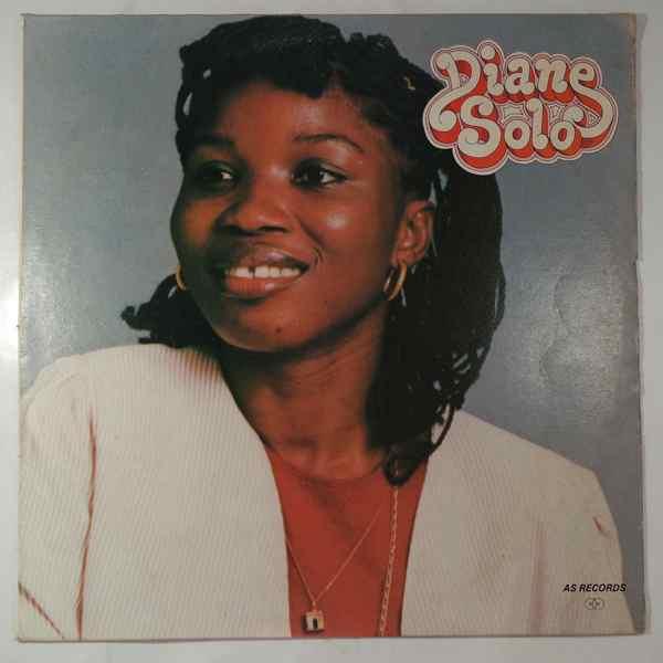 DIANE SOLO - Same - LP