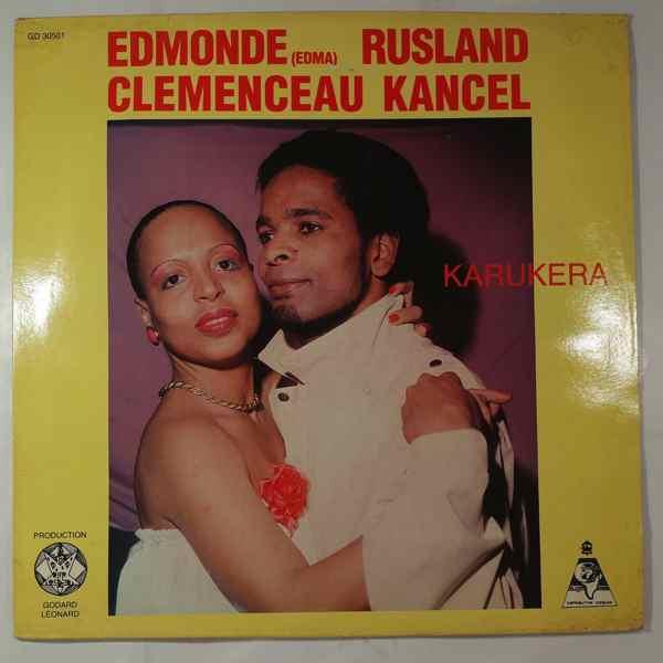 EDMA RUSLAND / CLEMENCEAU KANCEL - Karukera - LP