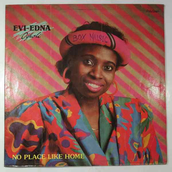 EVI-EDNA OGHOLI - No place like home - LP