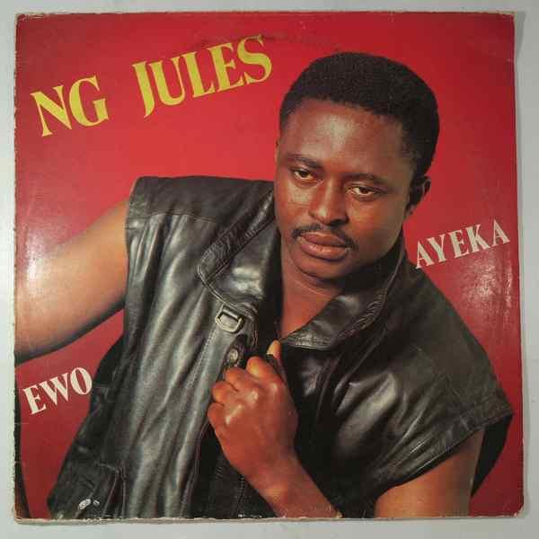 NG JULES - Ewo ayeka - 33T