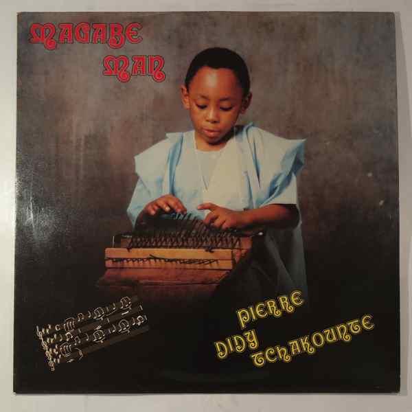 PIERRE DIDY TCHAKOUNTE - Magabe man - LP