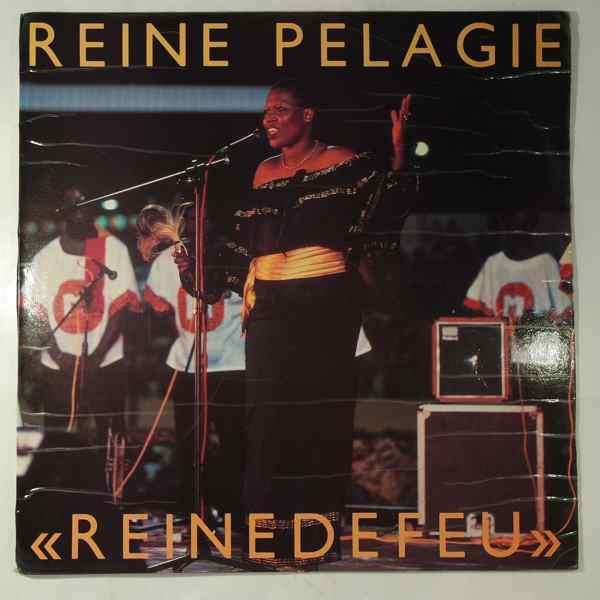 REINE PELAGIE - Reine de feu - LP
