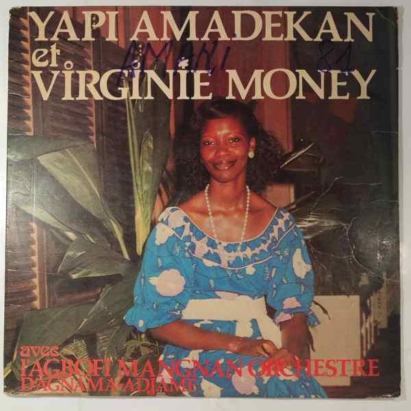 Yapi Amandekan et Virginie Money Avec l'Agbofi Mangnan Orchestre d'Agnama-Adjame