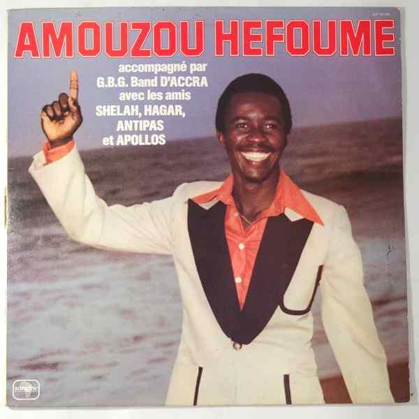 Amouzou Hefoume Accompagne par le G.B.G. Band d'Accra