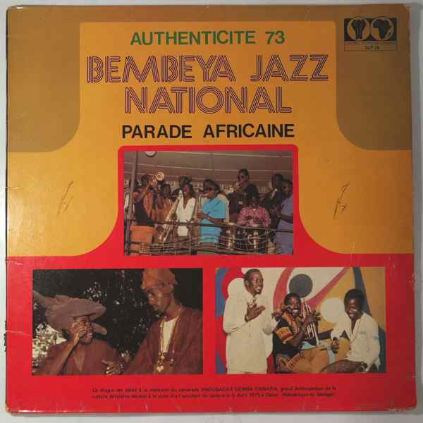 Bembeya Jazz Authenticite 73