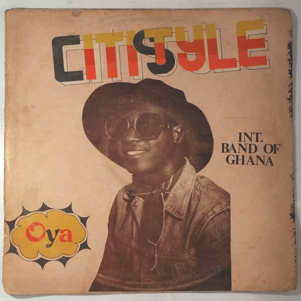 CITISTYLE BAND - Oya - LP