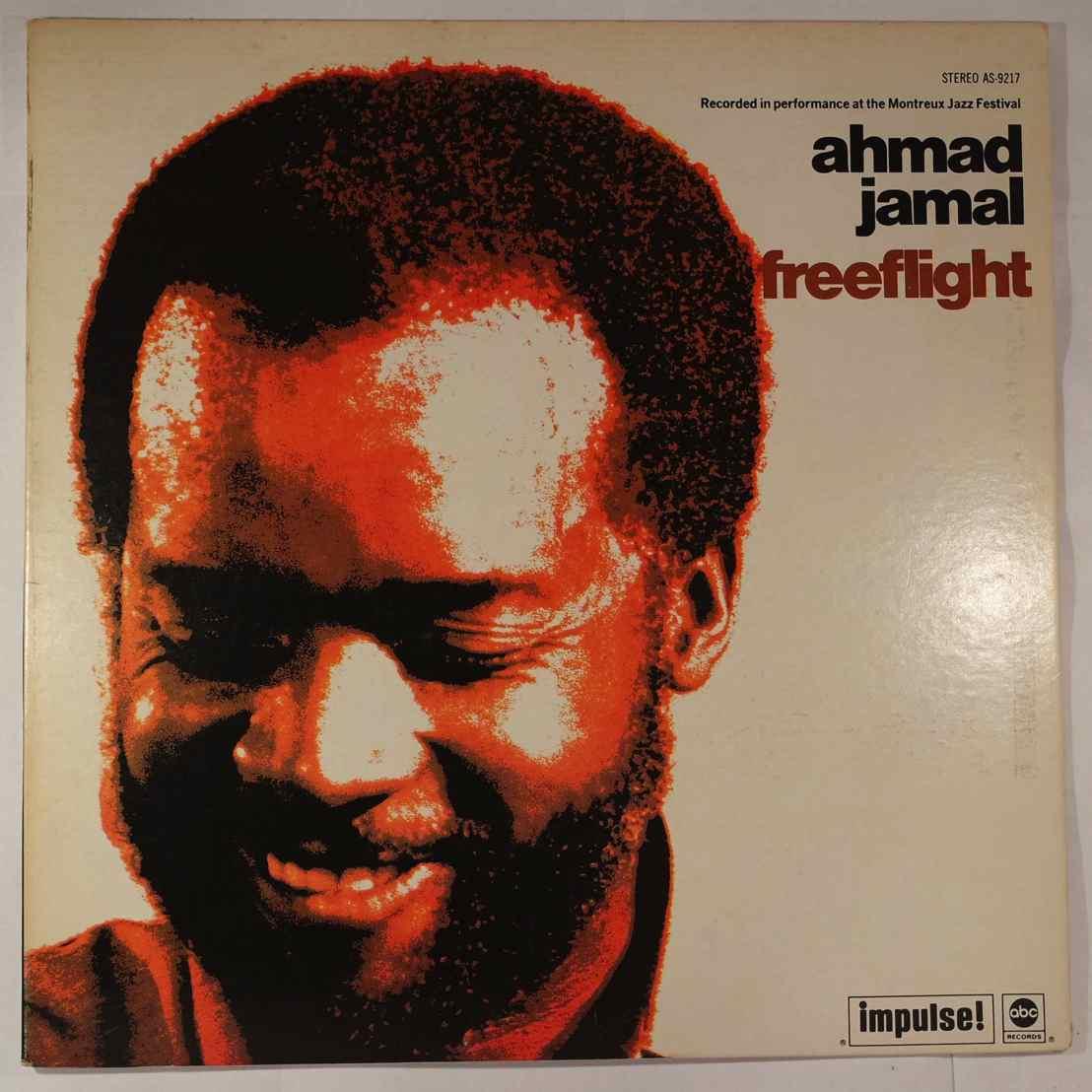AHMAD JAMAL - Freeflight - LP