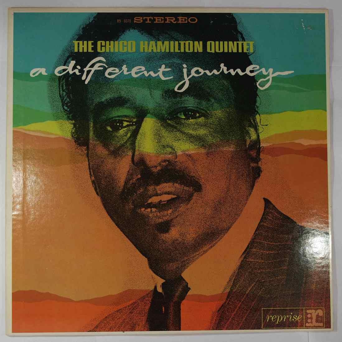 The Chico Hamilton Quintet A Different Journey
