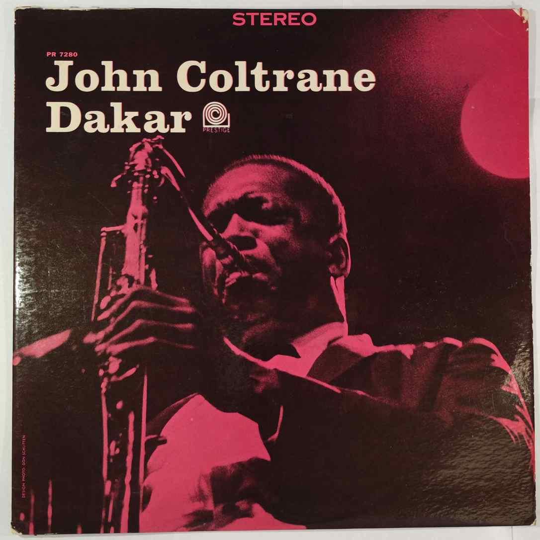 JOHN COLTRANE - Dakar - LP