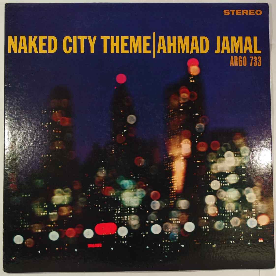 Ahmad Jamal Naked City Theme