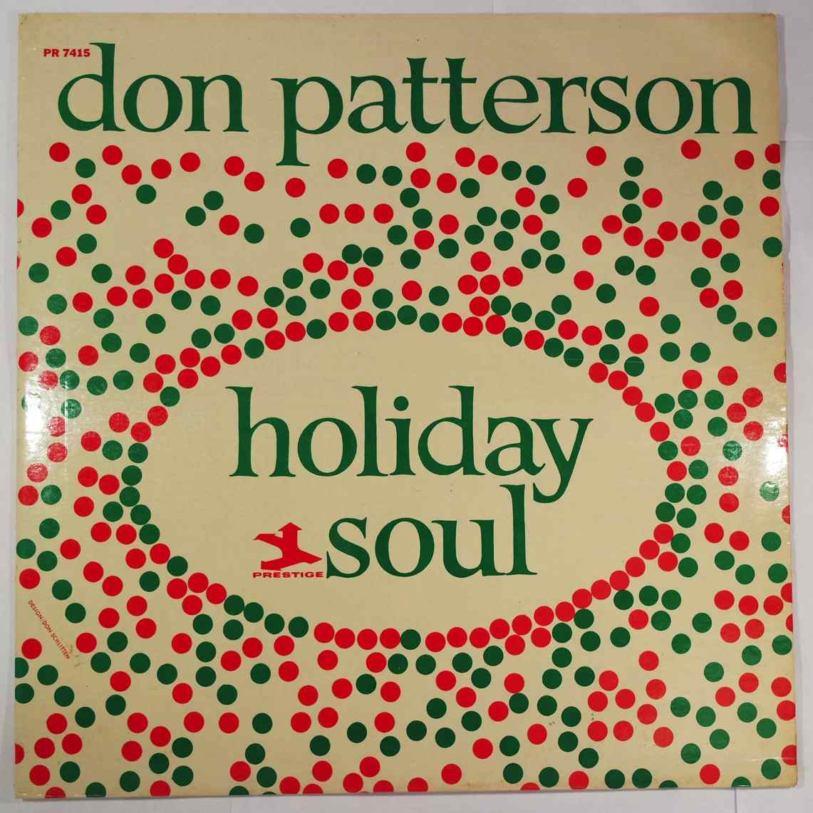 Don Patterson Holiday Soul