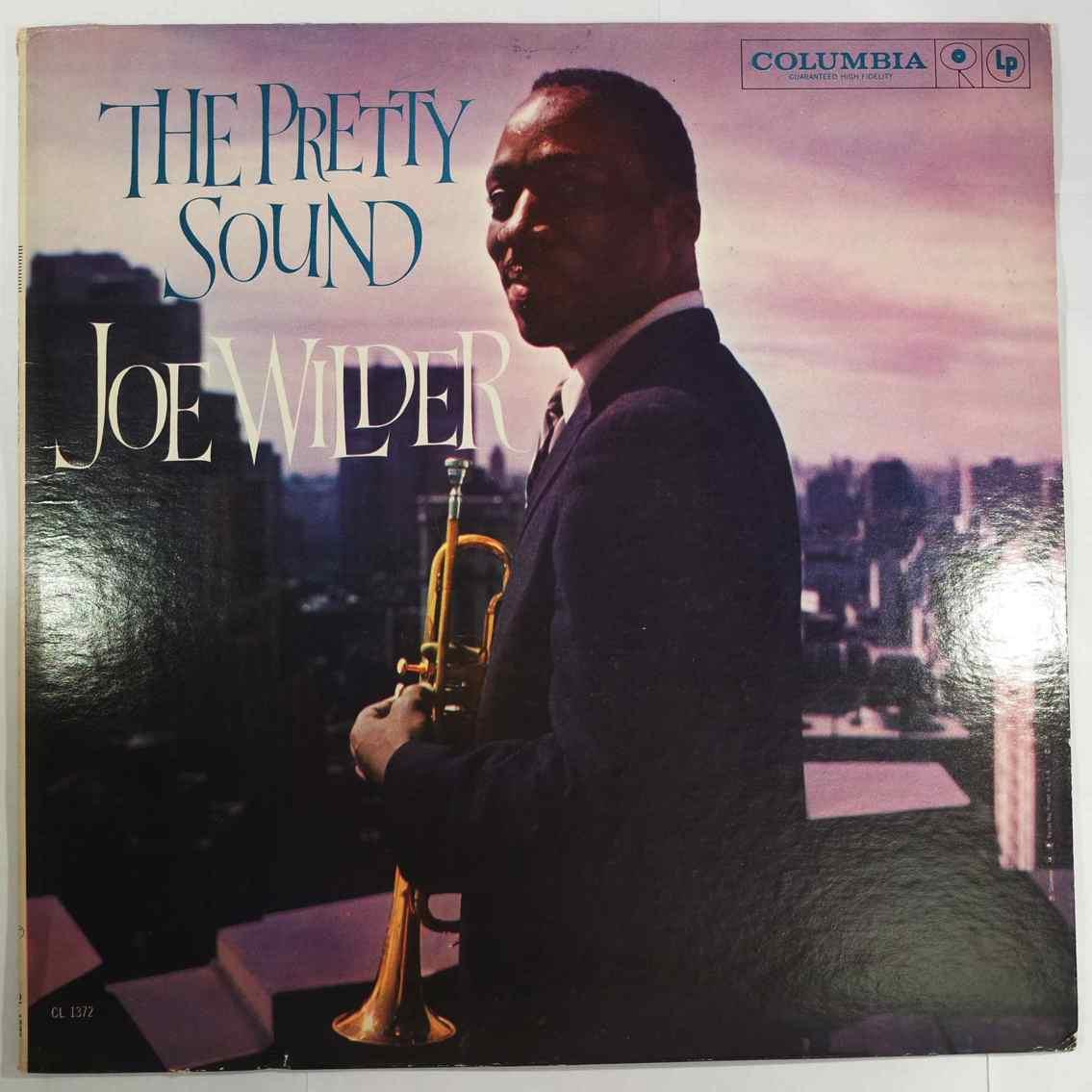 JOE WILDER - The Pretty Sound - LP