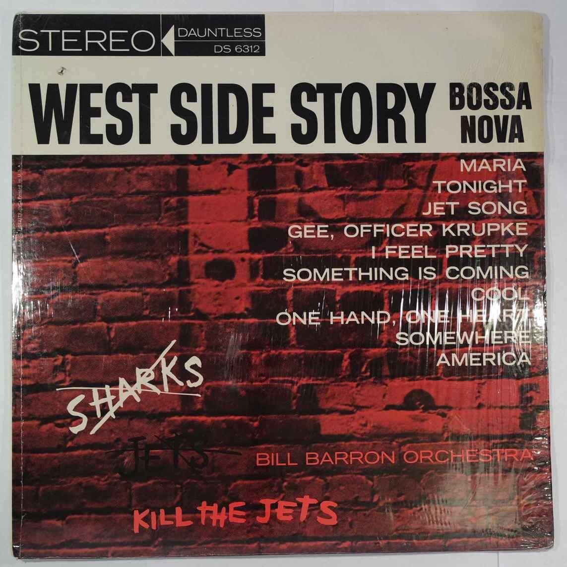 Bill Barron Orchestra West Side Story Bossa Nova