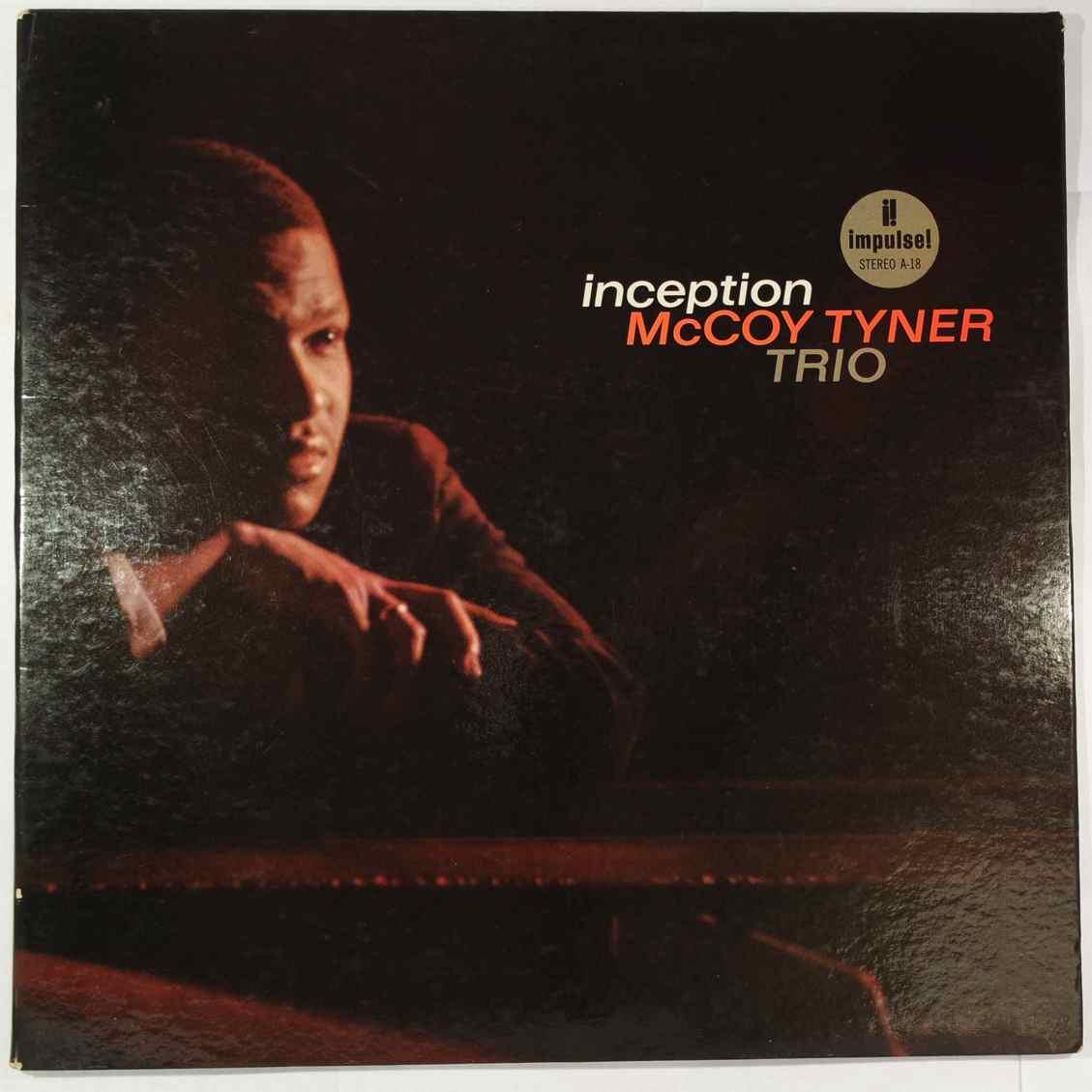 MCCOY TYNER TRIO - Inception - LP