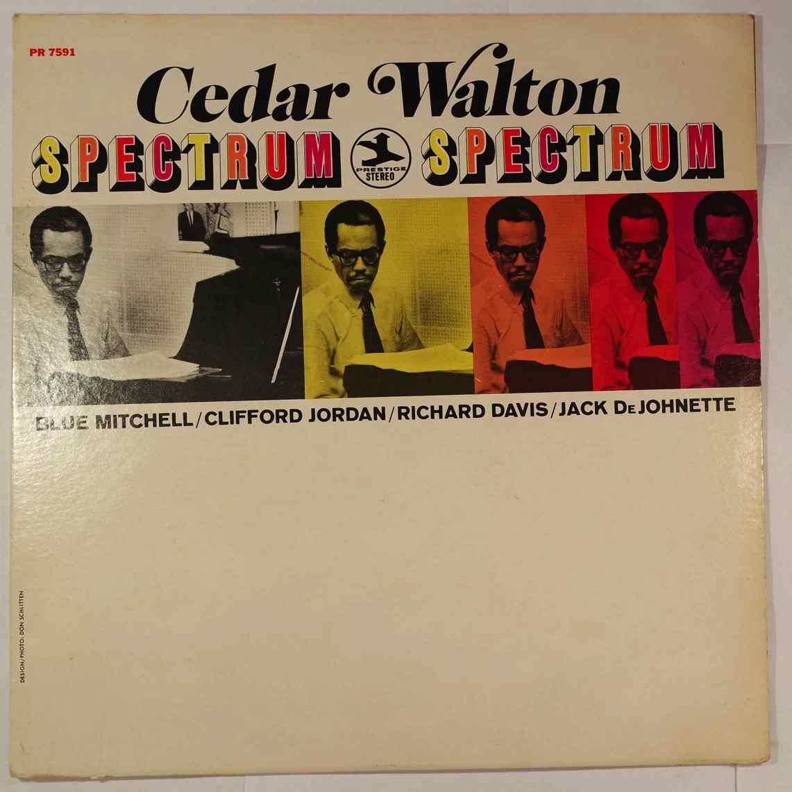 Cedar Walton Spectrum