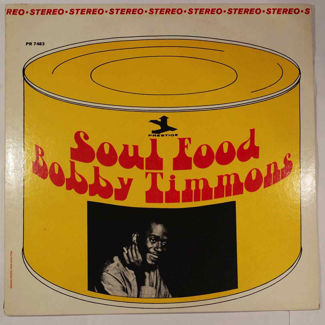 Bobby Timmons Soul Food
