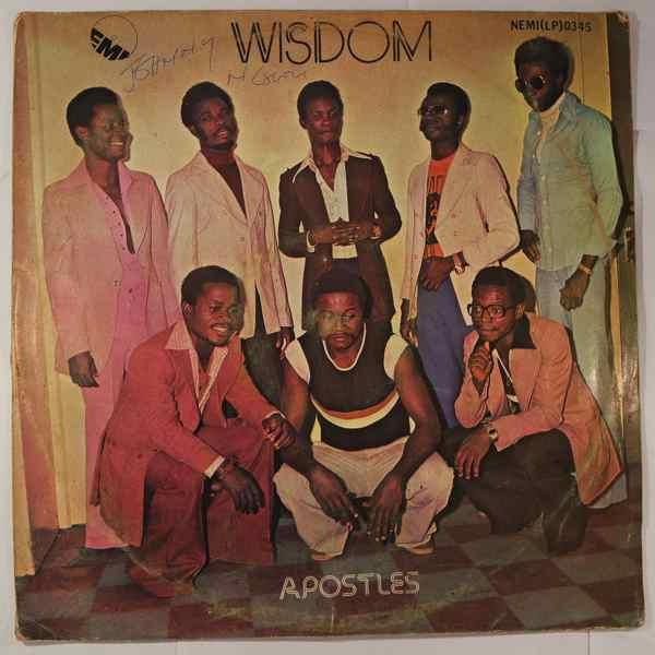 APOSTLES - Wisdom - LP